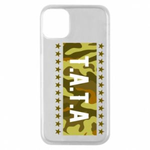 Phone case for iPhone 11 Pro Father