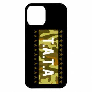 Etui na iPhone 12 Pro Max TATA
