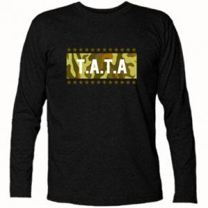 Koszulka z długim rękawem TATA