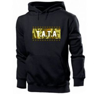 Men's hoodie Father