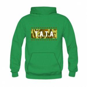 Bluza z kapturem dziecięca TATA