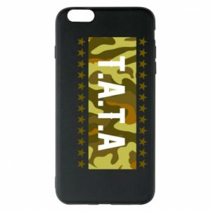Phone case for iPhone 6 Plus/6S Plus Father