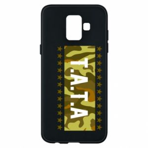 Phone case for Samsung A6 2018 Father
