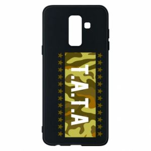 Phone case for Samsung A6+ 2018 Father