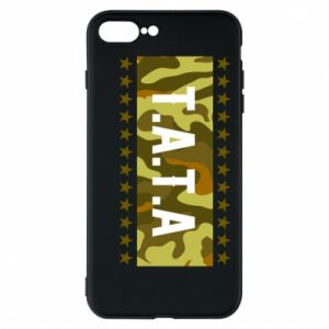 Phone case for iPhone 8 Plus Father