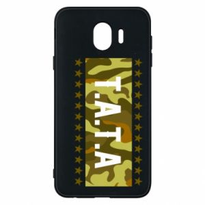 Phone case for Samsung J4 Father