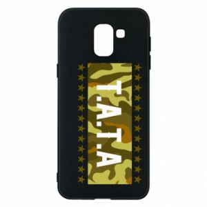 Phone case for Samsung J6 Father