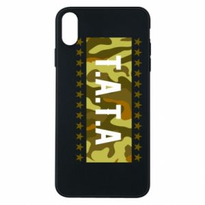 Phone case for iPhone Xs Max Father