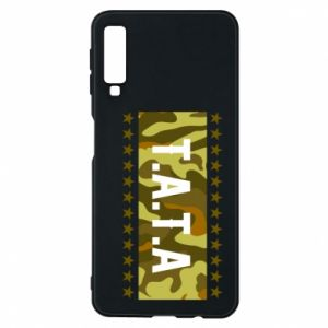 Phone case for Samsung A7 2018 Father