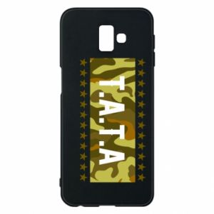 Phone case for Samsung J6 Plus 2018 Father