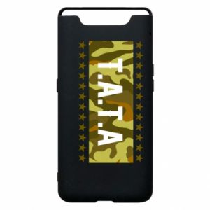Phone case for Samsung A80 Father