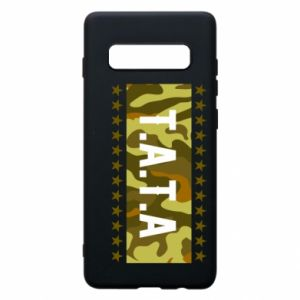 Phone case for Samsung S10+ Father