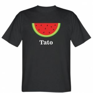 Koszulka Tato arbuza