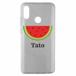 Etui na Huawei Honor 10 Lite Tato arbuza