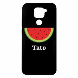 Xiaomi Redmi Note 9 / Redmi 10X case % print% Tato arbuza