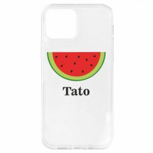 Etui na iPhone 12/12 Pro Tato arbuza