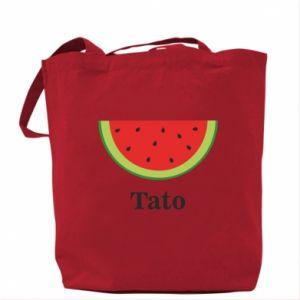 Bag Tato arbuza - PrintSalon