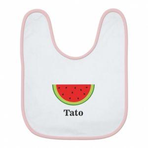 Śliniak Tato arbuza
