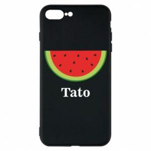 Etui na iPhone 7 Plus Tato arbuza