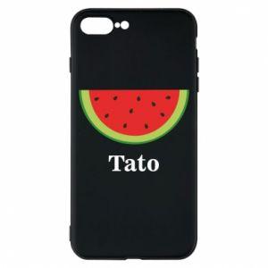 Etui na iPhone 8 Plus Tato arbuza