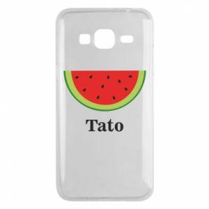 Etui na Samsung J3 2016 Tato arbuza