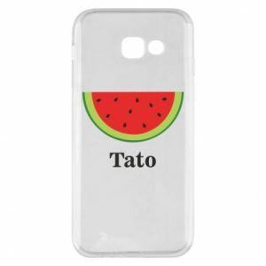 Phone case for Samsung A5 2017 Tato arbuza - PrintSalon