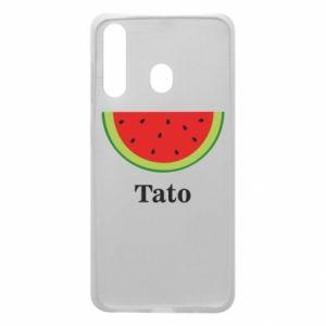 Phone case for Samsung A60 Tato arbuza - PrintSalon