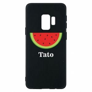 Phone case for Samsung S9 Tato arbuza - PrintSalon