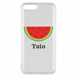 Phone case for Xiaomi Mi6 Tato arbuza - PrintSalon