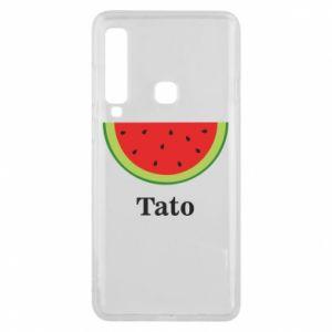 Phone case for Samsung A9 2018 Tato arbuza - PrintSalon