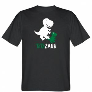 T-shirt Daddy dinosaur