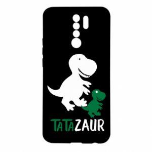 Xiaomi Redmi 9 Case Daddy dinosaur