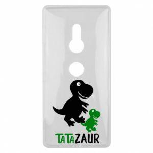 Sony Xperia XZ2 Case Daddy dinosaur