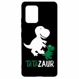 Samsung S10 Lite Case Daddy dinosaur