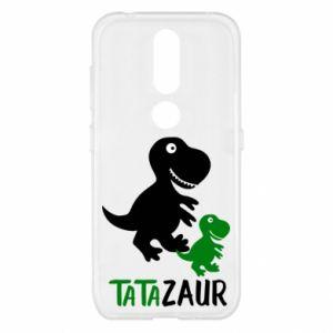 Nokia 4.2 Case Daddy dinosaur