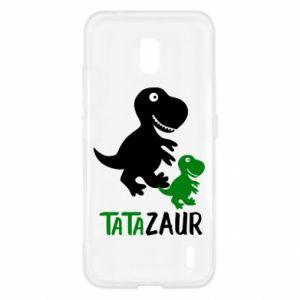 Nokia 2.2 Case Daddy dinosaur