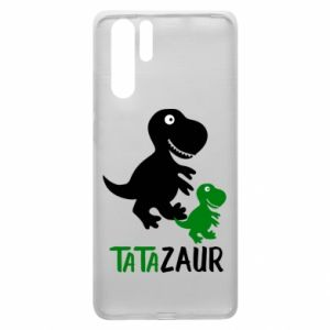 Huawei P30 Pro Case Daddy dinosaur