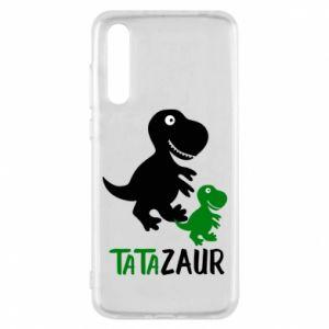 Huawei P20 Pro Case Daddy dinosaur
