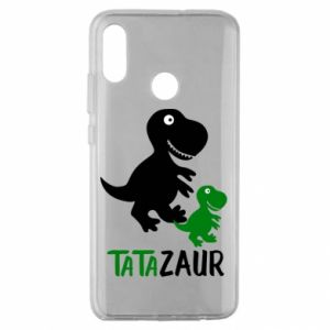 Huawei Honor 10 Lite Case Daddy dinosaur