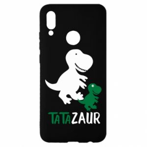 Huawei P Smart 2019 Case Daddy dinosaur