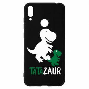 Huawei Y7 2019 Case Daddy dinosaur