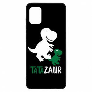 Samsung A31 Case Daddy dinosaur
