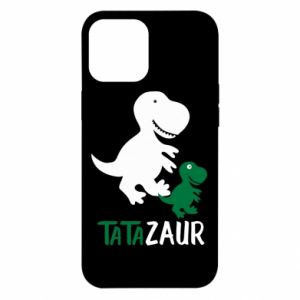iPhone 12 Pro Max Case Daddy dinosaur