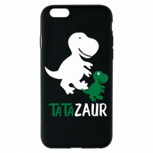 iPhone 6/6S Case Daddy dinosaur