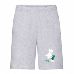 Men's shorts Daddy dinosaur