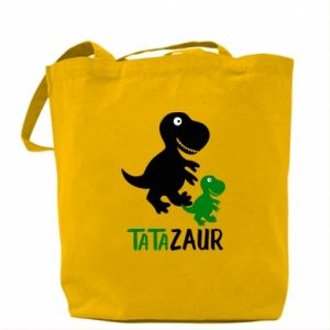 Bag Daddy dinosaur