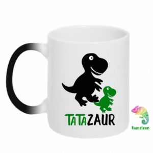 Magic mugs Daddy dinosaur