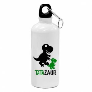 Water bottle Daddy dinosaur