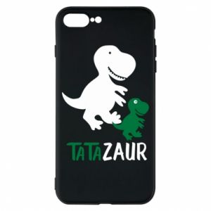 iPhone 8 Plus Case Daddy dinosaur