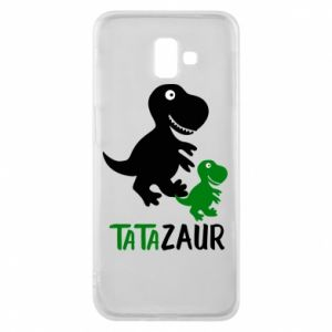 Samsung J6 Plus 2018 Case Daddy dinosaur